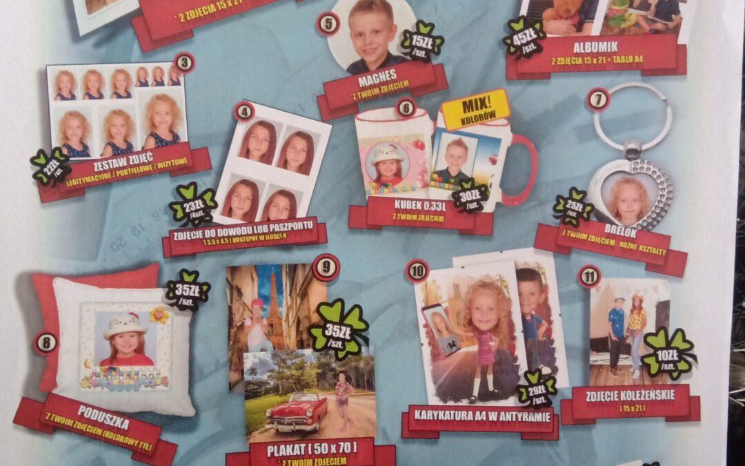 Oferta zdjęć w przedszkolu