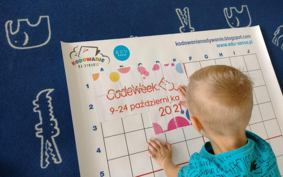 CodeWeek 2021 Tydzień I